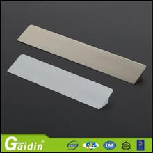 Top sale the internal and external open aluminum 7shape handle