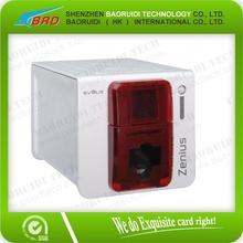 Evolis Zenius Photo Printer , Sublimation Thermal Transfer Printing