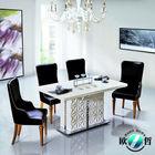 Fashion dining chair chair faith wood and PU