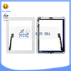 For iPad 4 Digitizer White, Lcd Digitizer Touch Screen Assembly For iPad 4 Retina Display
