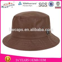 wholesale roll up bucket hat/bucket hat floppy hat