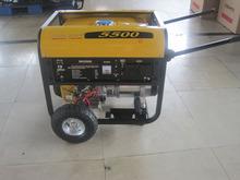 WH5500 4kw gasoline generator accessories