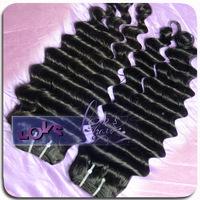 fashion china hairpieces queue hair cut from girls directly 100% virgin hair