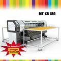 couro led máquina de impressão uv rolo a rolo e de mesa tipo híbrido para cmyk impressão de cor branca