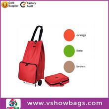 Fashion design trolley cart folding in small bag