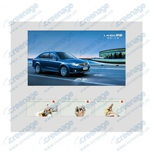 Multi-screen! Indoor Wall mounted 3d advertising pictures