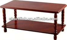 TOP SELLING!! Classic Design golden coffee table