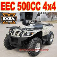 500cc 4x4 4 Wheeler ATV for Adults