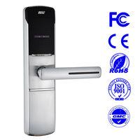 qr code door lock