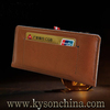 For iphone 5 and 5s leather mobile phone case