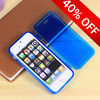 good price popular jelly color soft cover for iphone 5 flip case