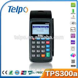 China TPS300 gsm/gprs/wcdma/wifi/ethernet/dial-up cheap cheap rfid cheap pos machine
