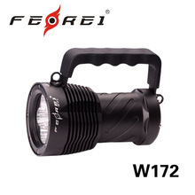 2014 High power 5600LM Underwater 200 meters led diving flashlight, professional dive torch, scuba diving flashlight