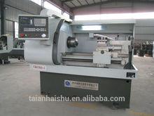 CK6136A-1 steel cnc lathe turning parts/ wheel lathe/ cnc lathe chuck Automatic Bar Feeder