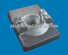 stamp forging parts column cap forgings best selling