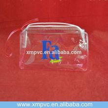 Mini Clear Cheap PVC Cosmetic Bag XYL-D-C645