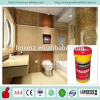 LANXEss Testing Environment Friendly JS Polymer Cement Based Liquid Bathroom Shower Waterproof Material
