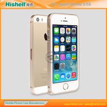 Hot metal case for iphone 4 aluminum bumper case for iPhone 4S