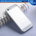 Nuevo teléfono celular suave de parachoques, nota para 3 parachoques