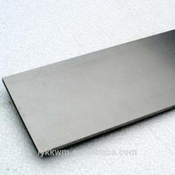 99.95% pressure tungsten plate price