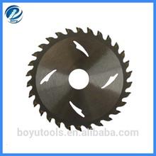 TCT circular saw blade for steel
