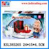 lovely diy wooden house christmas toy for children