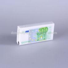 Plain pocket tissue/color paper party napkins decoupage/18gsm tissue paper