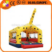 Zhong shan giraffe jumping bouncer