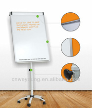 Schools & Office Supplies Rovolving Marker Board with Stand