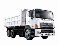 Japan brand hino 700 8*4 30ton tipper truck with hydraulic systerm for dump truck