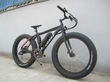 australian ecobike strong 26*4.0 fat tyre electric snow kick bike bicycle with 8fun motor/LCD display