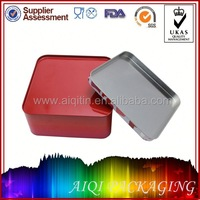 2014 newest hot selling biscuit packaging tin box