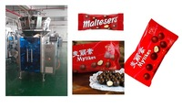 CE approval high speed weighing and packing machine for chocolate beans/snack(almonds/cashew nuts)(Model:WP-MC421016)
