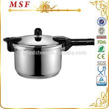 Best selling mirro pressure cooker with energy-saving structure & heat-resistant bakelite handle MSF-3773