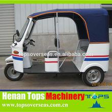 up-to-date styling bajaj cng auto rickshaw