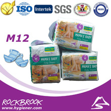 Hot Sale Good Quality Competitive Price Pink Disposable Diaper Manufacturer from China