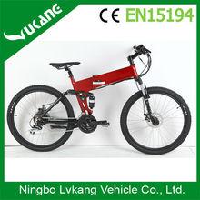 "Lowest price 26"" folding mountain e-bike manufacturers"