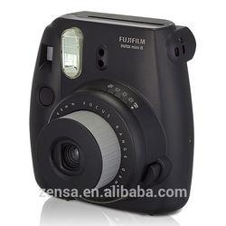Fuji Fujifilm Instax Mini 8 Camera Fuji Film Photo Instant Polaroid - Black