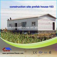 steel prefab frame house/office