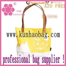 yellow tote bag hb5886