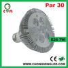 AC85-135V, AC180-265V hot sale high quality par30 led lighting
