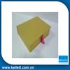 Custom design printing paper jewelry box paper gift box cardboard box