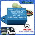 kinglong yutong superieur klq6129g ankai pièces de rechange essuie bus de contrôle relais
