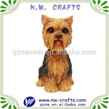 resin dog figurines