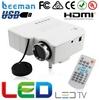 tv led 3d smart led projector 1080p 3d dlp led projector