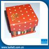 Custom design printing paper wedding gift paper box& wedding candy box