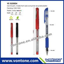 Hotsale colored gel ink pen