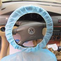 Car cover for 310mm pedal go kart steering wheel