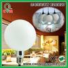 D125MM G40 g40 led globe bulb 2100K-6000K decorative led galss ball light