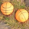 vinyl dog toy football ,football dog toy ,squeaky vinyl ball dog toys